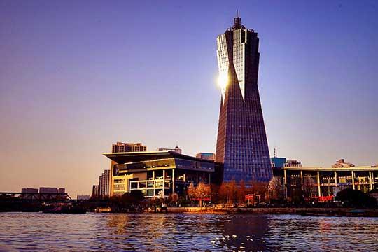 杭州去年注册企业月均近1万家