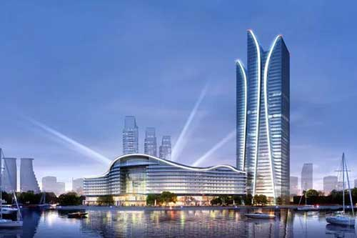 东港做好楼宇经济
