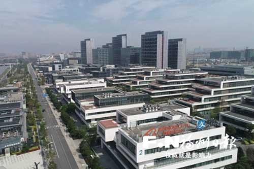 东南大数据产业园吸引358家企业注册